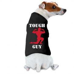 Tough Guy Dog Design