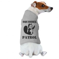 Squirrel Patrol Dog