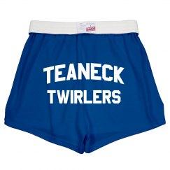 Twirler shorts