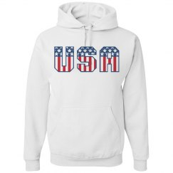 USA Stars & Stripes Logo