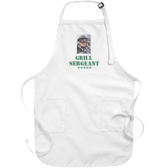 Military Grill Sergeant