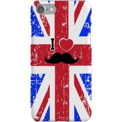 British Flag Phone Case