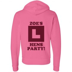 Zoe's Hens Party