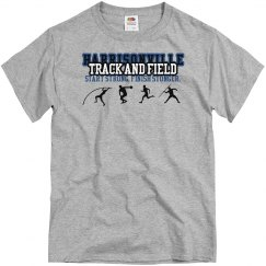 Track and Field - Harrisonville