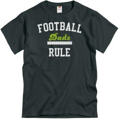 Football dads rule