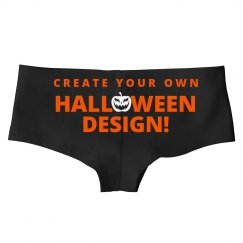 Custom Halloween Undies