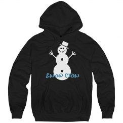 TWA - Snowman 003 - Unisex Hoodie
