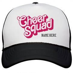 Custom Cheer Squad Hat
