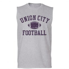 UC Football Sleeveless T