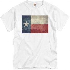 Vintage Texas Flag