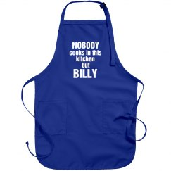 Billy is the cook!