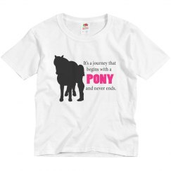 Begins With A Pony