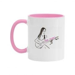 Roka Rocks! Coffee Mug