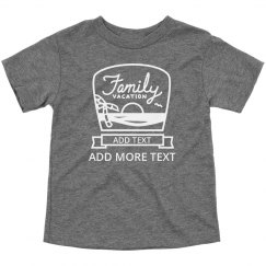 Custom Family Vacation Design