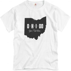 O-H-I-DO FUNNY BRIDE/GROOM SHIRT