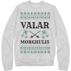 The Faceless Men Valar Morghulis