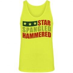 Star Neon Hammered