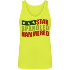 Star Neon Hammered