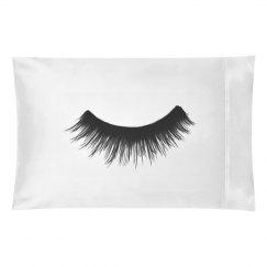 Eyelash Pillowcase
