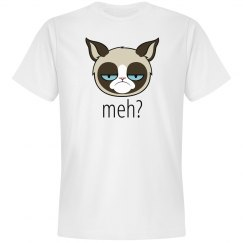 meh? (Grumpy Cat)