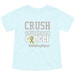 Crush childhood cancer