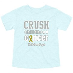 Crush childhood cancer