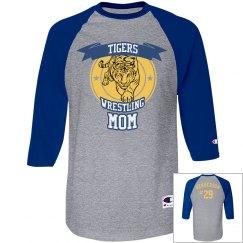 Tigers Wrestling Mom