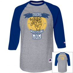 Tigers Wrestling Mom