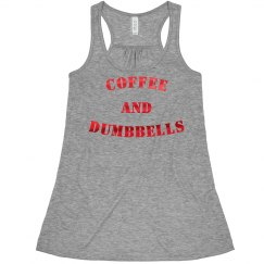 Coffee and Dumbells