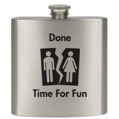 Divorce Flask