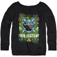 Zelda's Magic Sweatshirt