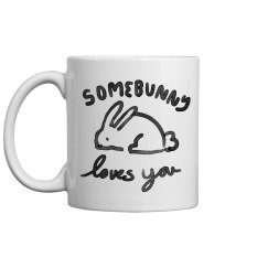 Some Bunny Loves You Mug