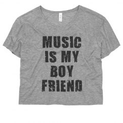 Sorry Guys Music Is My Boyfriend
