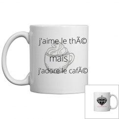 tea /coffee mug
