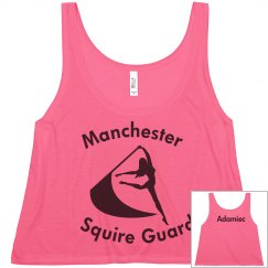Manchester Squires Crop Top