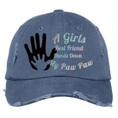 Paw paw hat #2