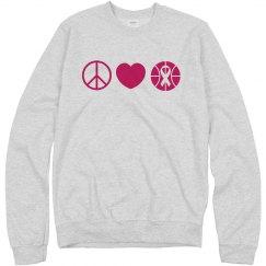 Peace, Love, Awareness