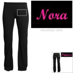 Nora, yoga pants