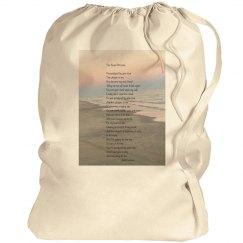 The swan princess laundry bag