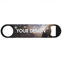 Custom Space Bottle Opener