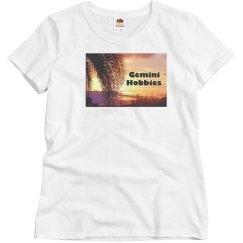 G.H. Hobbies Women's White T