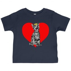 Kitty Heart Toddler