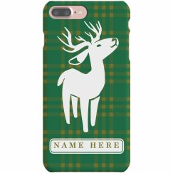 Custom Deer Phone Case