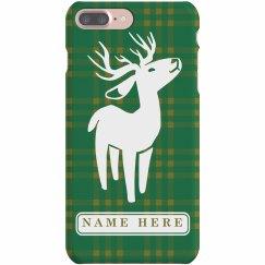 Custom Deer Phone Case