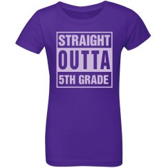 Straight Outta 5th Grade