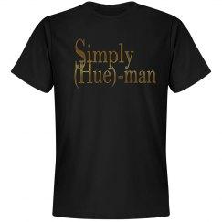 Simply (HUE)-man
