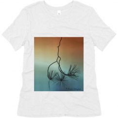 Branches sunset (tote bag)