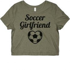 Soccer Girlfriend Shirt