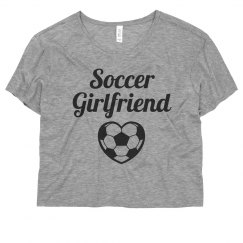 Soccer Girlfriend Shirt