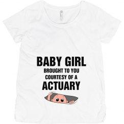 Actuary Girl